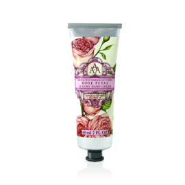Rose petal handcrème