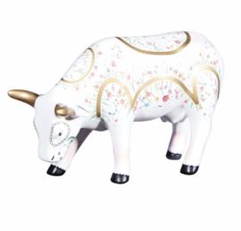 Cow parade Rendada medium
