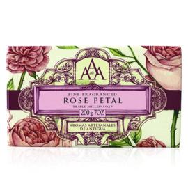 Rose petal zeepblok