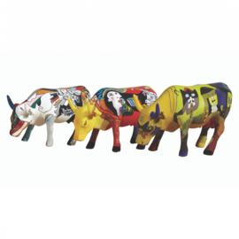 Cow parade Artpack Picowso set van 3