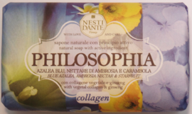 Philosophia zeep: collageen
