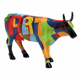 Cow parade Art of America large