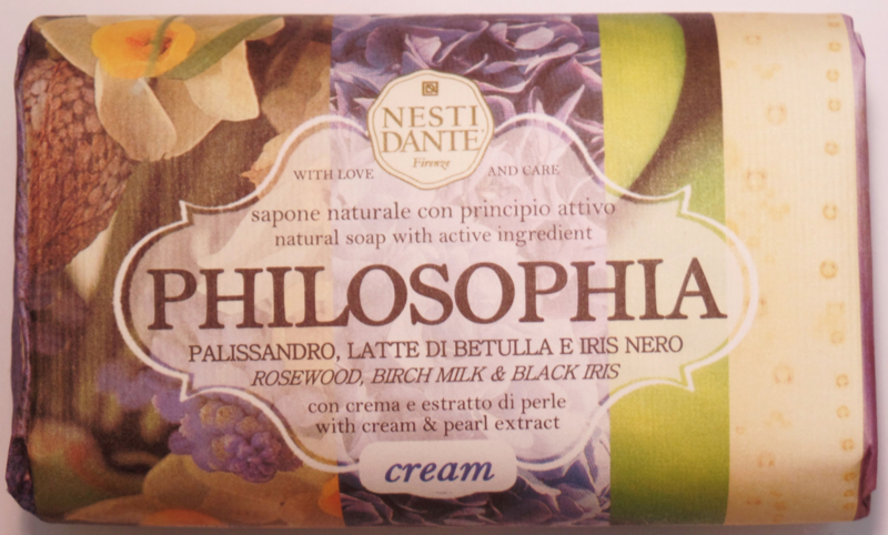 Zeep Philosophia cream