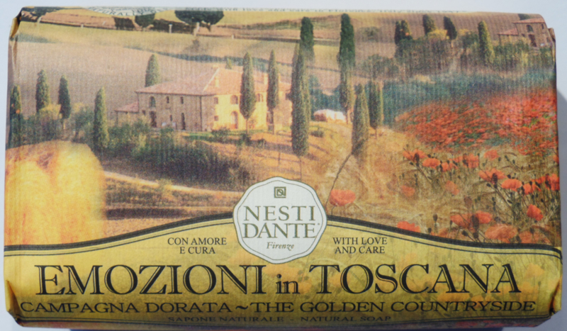 Emozioni in Toscana: The Golden Countryside
