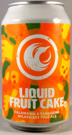 Stanislaus Brewskovitch ~ Liquid Fruit Cake 33cl can