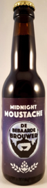 Bebaarde Brouwer ~ Midnight Moustache 33cl
