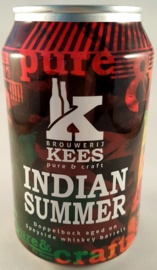 Brouwerij Kees ~ Indian Summer Speyside Whiskey BA 33cl