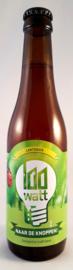100 Watt Brewery ~ Naar de Knoppen 33cl