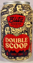 Blitz Brewing ~ Double Scoop 33cl can