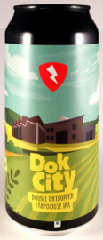 Rock City Beers / Dok Brewing Company ~ Dok City 44cl can