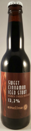 Emelisse ~ Sweet Cinnamon Iced Stout 33cl