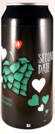 Rock City Beers ~ Second Date (Turqoise) 44cl can
