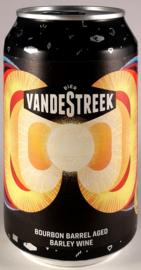 vandeStreek ~ Bourbon Barrel Aged Barley Wine 33 can