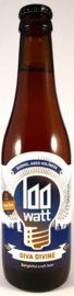 100 Watt Brewery ~ Diva Divine Sec BA 33cl