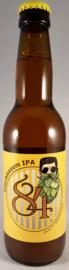 Brouwerij84 ~ Vlierbloesem IPA 33cl