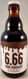 Naastbost ~ 6.66 Dark Chocolate Stout 33cl
