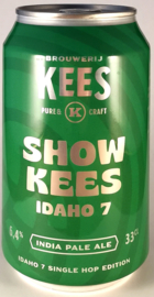 Brouwerij Kees ~ Show Kees 33cl can