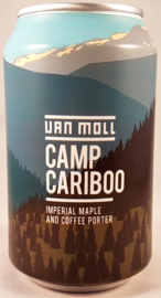 Van Moll ~ Camp Cariboo 33cl can