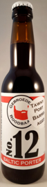 Gebroeders Roodbaard ~ No.12 Baltic Porter Tawny Port Barrel Aged 33cl