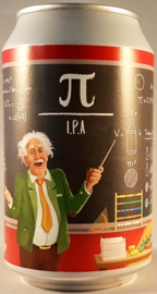 De School  ~ π IPA 33cl can