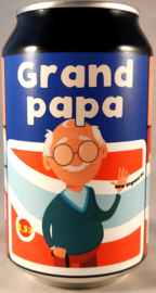Eleven Brewery ~ Grand Papa 33cl can