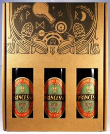 De Praktische Bierbrouwer ~ #3 Princesse 3 x 33cl