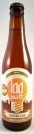 100 Watt Brewery ~ Non De Jus 33cl