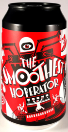 Van Moll / Mad Scientist ~ The Smoothest Hoperator 33cl can