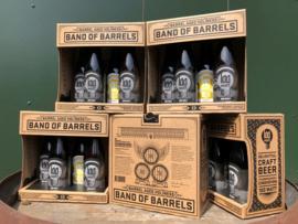 Stadsbrouwerij Eindhoven ~ Band of Barrels BOX