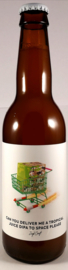 Zuyd Craft ~ Can You Deliver Me A Tropical Juice Dipa To Space Please 33cl
