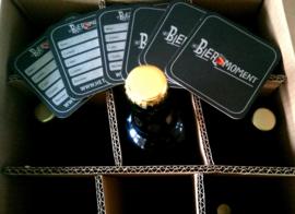 Bierabonnement ~ Een doos met 12 biermomenten