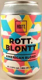 Rott. ~ Blontt 33cl can