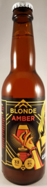 Gallivant ~ Blonde Amber 33cl