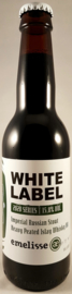 Emelisse ~ White Label IRS Heavy Peated Islay BA 33cl