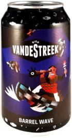 vandeStreek ~ Barrel Wave 33 can