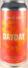 Poolside ~  DayDay 44cl can