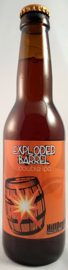 HillDevils ~ Exploded Barrel Aged 33cl
