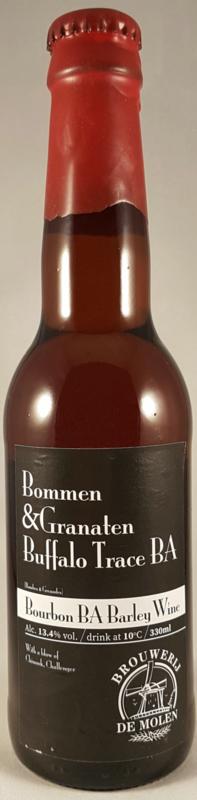 De Molen ~ Bommen & Granaten Buffalo Trace BA 33cl
