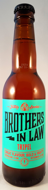 Brothers in Law ~ Tripel 33cl