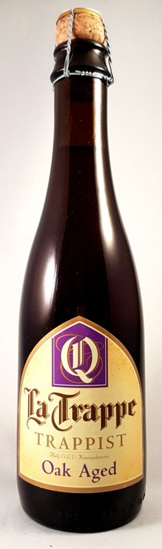 Koningshoeven La Trappe ~ Batch 32 Quadrupel Oak Aged 37.5cl