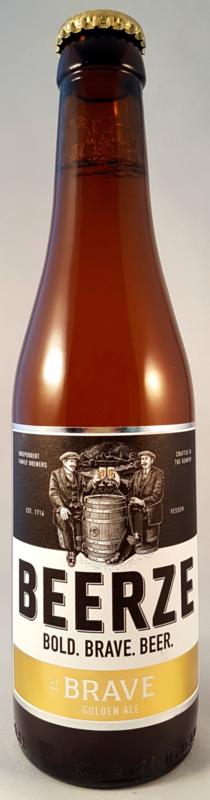 Beerze ~ The Brave 33cl