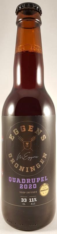Eggens Craft Beer ~ Quadrupel Arruco VSOP infused 33cl