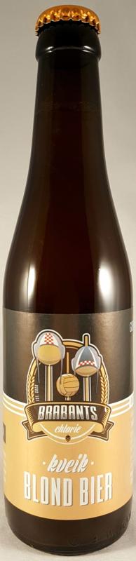 Brabants Chlorie / Oldskool ~ Kveik Blond 33cl