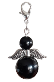 Agaat , Zwart Silverwing