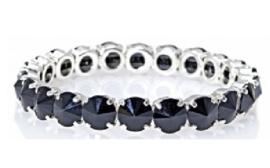Angel bracelet Zwart
