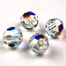 Swarovski 14 mm per 72 stuksKleur of AB
