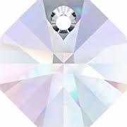 Lamp kristallen Swarovski Spectra