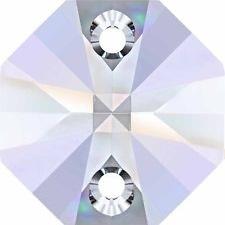 Octagonkristal 14 mm  ( 2 gats )