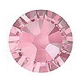 Swarovski plakristal SS 5 Light Rose per 100 stuks
