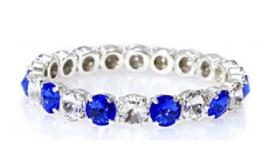 Angel bracelet Crystal / Sapphire